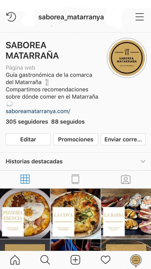 Novedades Instagram 2019