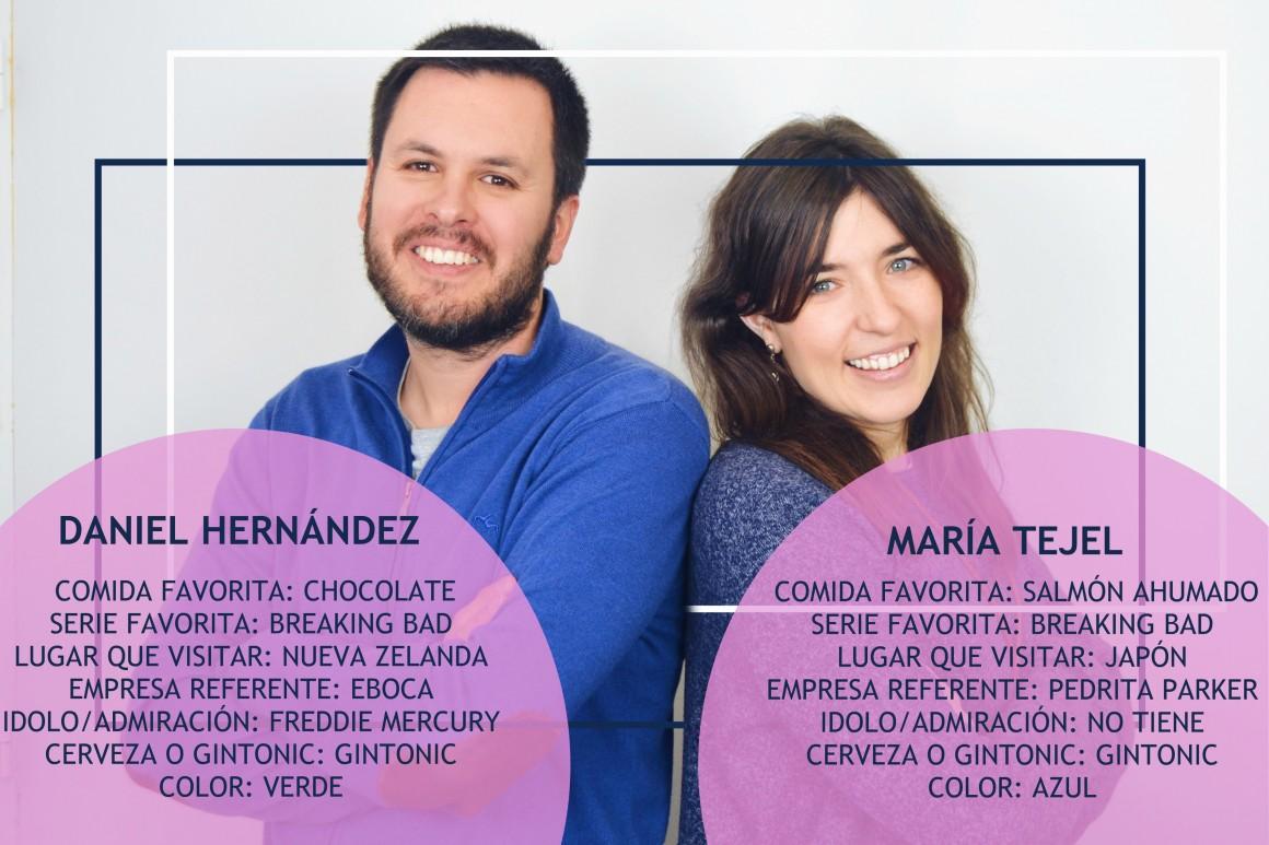 DANIEL Y MARÍA - MYRETROBOX