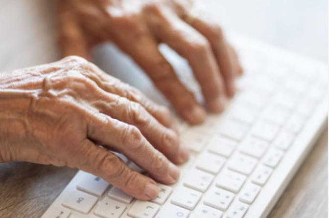 La tecnología y los mayores de 65 años
