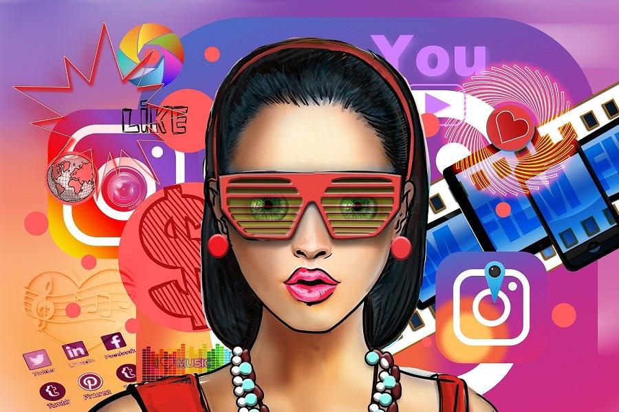 Marketing de influencers virtuales